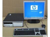 FAMILY PC - 4GB RAM - OFFICE 2013 - BUILT IN SPEAKERS - WINDOWS 7 - WIRELESS