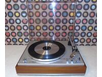 PHILIPS 22 GA 160 Full Automatic Idler Wheel Drive Turntable with new stylus.