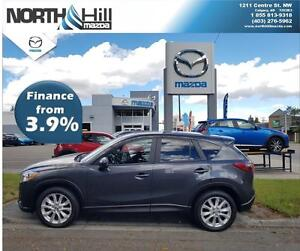 2014 Mazda CX-5 GT AWD at w/winter tires