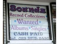 """VINYL RECORDS FOR SALE FROM £1 to £100 EACH - ROCK,BLUES,60'S,SOUL,METAL,JAZZ ETC LP'S & 7""""SINGLES"""