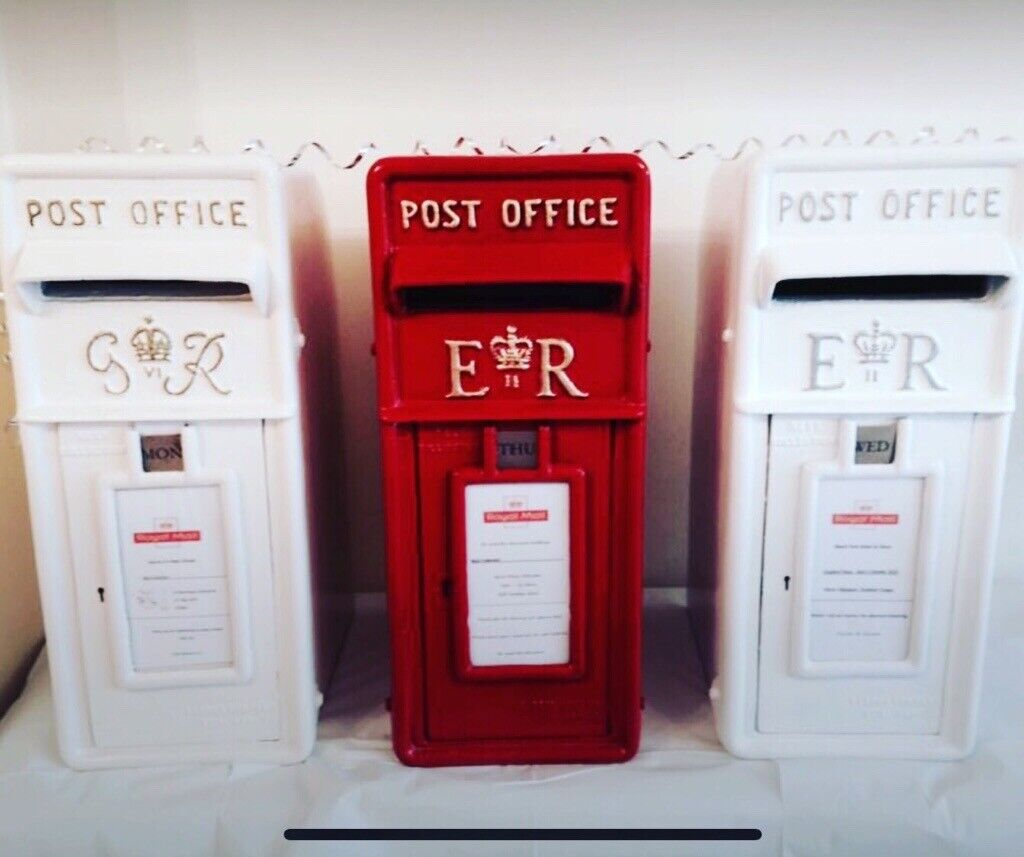 Post box , love ladder and outdoor game hire for all occasions
