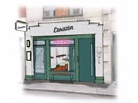 Corazón - an exciting new Soho Mexican restaurant - is recruiting for CHEFS for our brigade