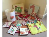 Mamas and Papas Gingerbread Nursery Bundle