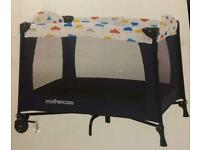 Mother Care Travel Cot.