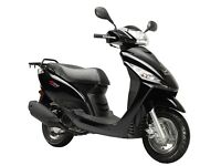 Nipponia Miro 125cc Legal Learner Scooter - 2 Years Parts & Labour Warranty