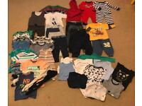 Baby boys 12-18 months clothes