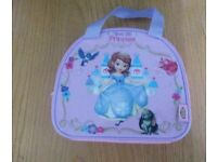 Little princess pack lunch bag. NEW