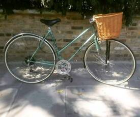 Coventry Eagle ladies bike Green 531
