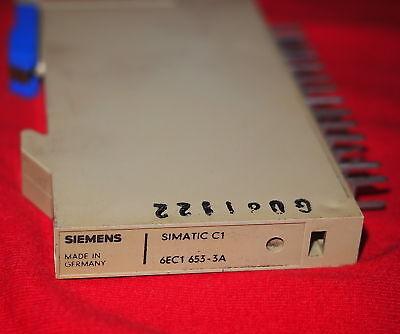 Siemens Simatic C1 6EC1040-2A 6EC1 040-2A