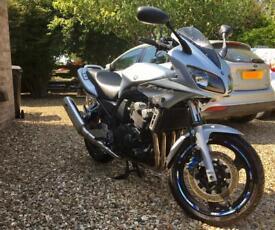 2003 Yamaha Fazer FZS 600