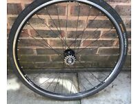 700 Pro-series Single speed wheel freewheel /fixie fixgear flip flop hub wheel