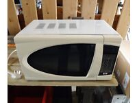 USED ASDA 17L MICROWAVE OVEN
