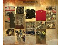 Second Hand Sorted Grade A&CREME Garments / Shoes /