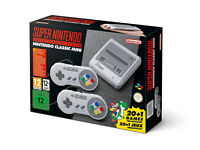 SNES Mini - Nintendo Classic Mini: Super Nintendo Entertainment System - Brand New & Sealed