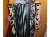 Hohner Verdi 1 piano accordion