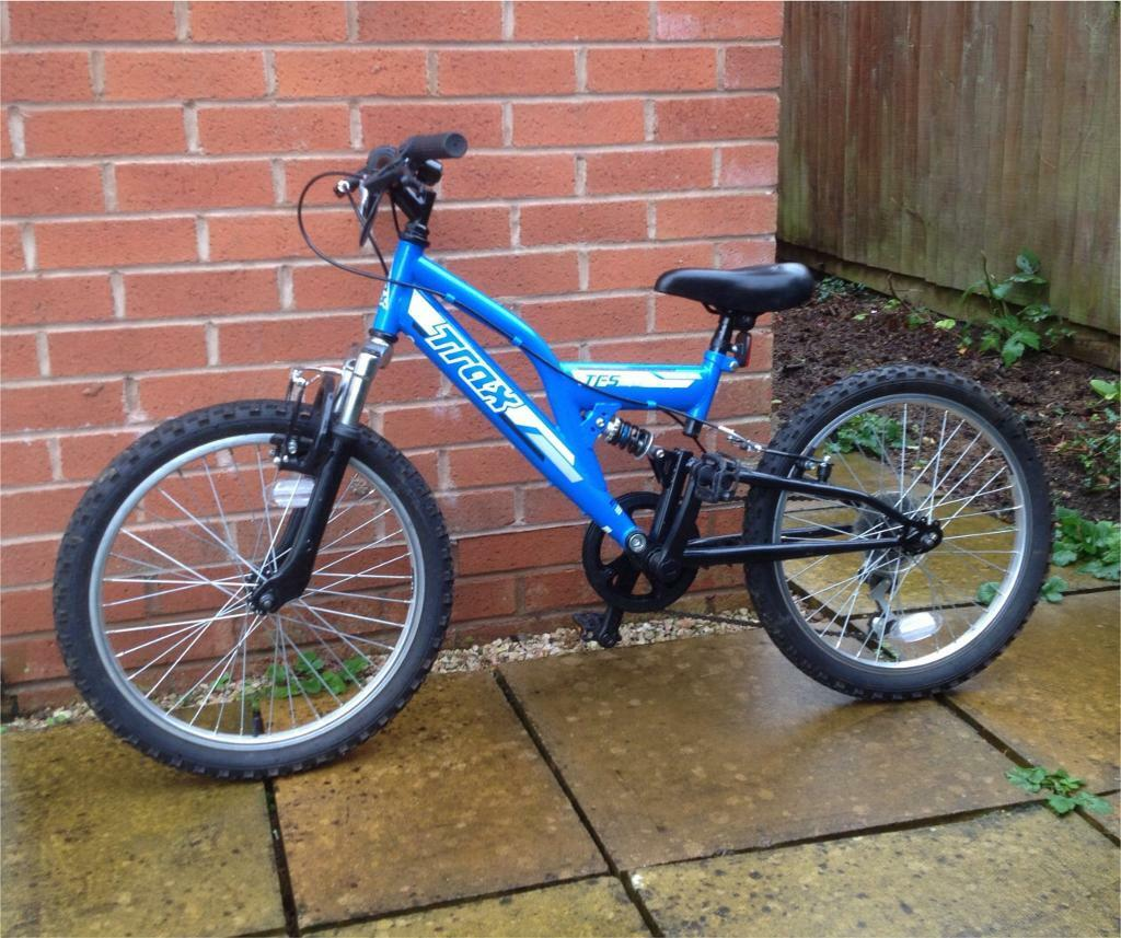 TRAX TFS 20 Mountain Bike