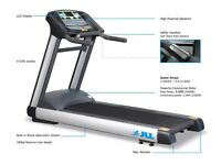 JLL D100 Refurbished Digital Home Treadmill