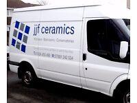 JJF CERAMICS - Pembrokeshire Ceramic tile fitters for Kitchens Bathrooms Conservatories - Utilities