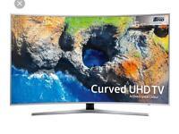 "55"" Samsung Smart 4K Ultra HD HDR Curved LED TV UE55MU6500"