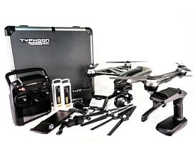 Yunecc typhoon q500 4 k drone plus extras