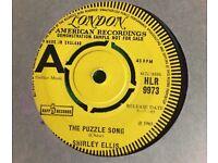 Vinyl Records Joblot albums/singles