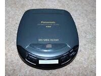 Retro Panasonic SL-S200 Portable CD Player