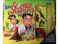 Super Science Experiments Kit