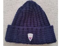 DALE OF NORWAY - WOOL HAT - NAVY - ONE SIZE - RRP £54