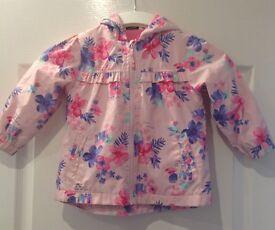 Girls Summer Coat age 2-3 years