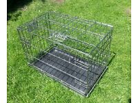 STAINLESS STEEL PET CAGE BY SAVIC