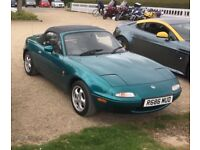 Mazda MX-5 MK1, Berkeley Special Edition