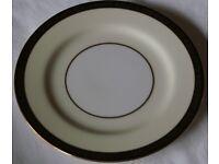 Wako China 7.75 in. Side Plate - Design 2385