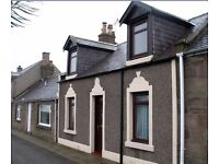 3 Bed Cottage in Johnshaven, Comfortable and Spacious, Superb Sea Views, 25 miles from Aberdeen