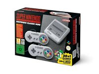 Super Nintendo - SNES Mini Classic Console