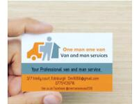 The two man van (van and man services)