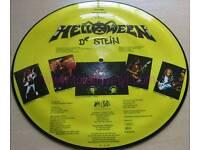 Helloween Dr stein vinyl picture disc