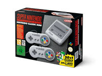 Super Nintendo Entertainment System Mini SNES BRAND NEW