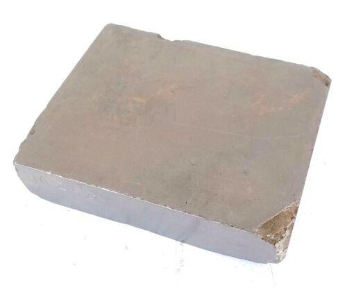 "GRAPHITE BLOCK PLATE SHEET BLANK SAWCUT Grade UNKNOWN 5.25"" X 4.125"" X 1"" M-250"