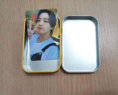 BTS Butter OFFICIAL Weverse Pre Order Benefit Cream Case + Jungkook Photocard