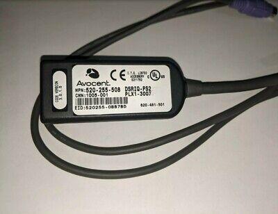Avocent DSRIQ-PS2 PS/2 KVM Server Interface Cable ++FREE SHIP! Kvm Interface Cable