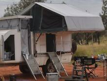Heavy Duty Off Road camper trailer: Delux with bathroom 2012 Rockingham Rockingham Area Preview
