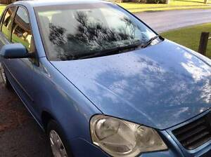 2006 VOLKSWAGEN POLO MATCH 5 DR HATCH AUTO NEAR PERFECT 12M REGO Bonnells Bay Lake Macquarie Area Preview