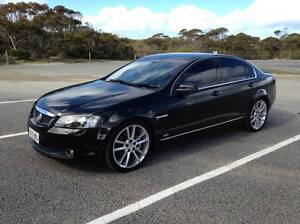 MY08 HOLDEN CALAIS V HSVi COMPLETE SERVICE HISTORY Port Lincoln Port Lincoln Area Preview