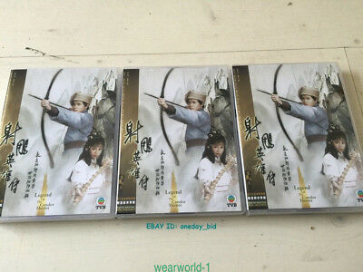 1983 LEGEND OF THE CONDOR HEROES  , Completed series ENGLISH Subs 15DVD HOT SELL