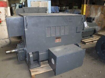 600 Hp Toshiba Electric Motor 1200 Rpm 355-1000 Frame Wpii 4160 V