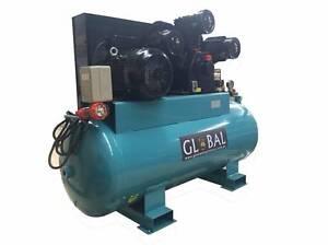 workshop air compressor 52 cfm 3 phase air compressor perth Osborne Park Stirling Area Preview