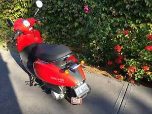 2011 Sachs Amici 125. Low Kms, Almost as New Condition!! Highett Bayside Area Preview