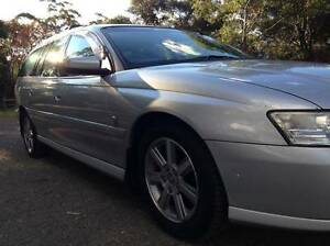 2005 HOLDEN VZ COMMODORE BERLINA WAGON MINT LOW KM MAR 2017 REGO Bonnells Bay Lake Macquarie Area Preview