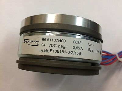 Kendrion Complete Brake Assembly 86 61107h00 This Is The Same Product As Binder