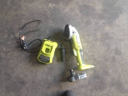 Ryobi battery grinder Winnellie Darwin City Preview